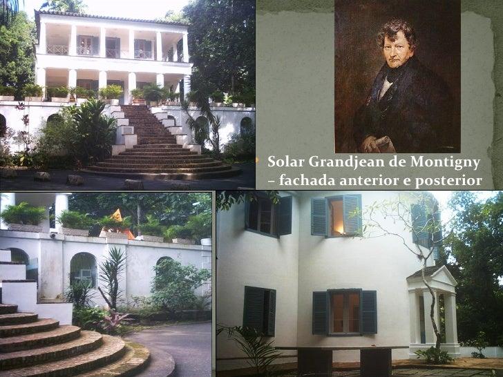 Santa Casa de Misericórdia RJPalácio Itamaraty – RJ              Palácio de Cristal emPetrópolis Projeto de José Maria Jac...