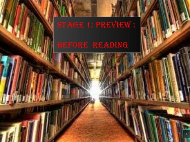 stAGE 1: PREvIEW : BEfoRE READING 5