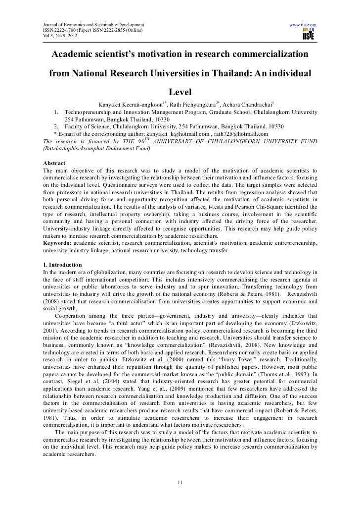 Journal of Economics and Sustainable Development                                                      www.iiste.orgISSN 22...