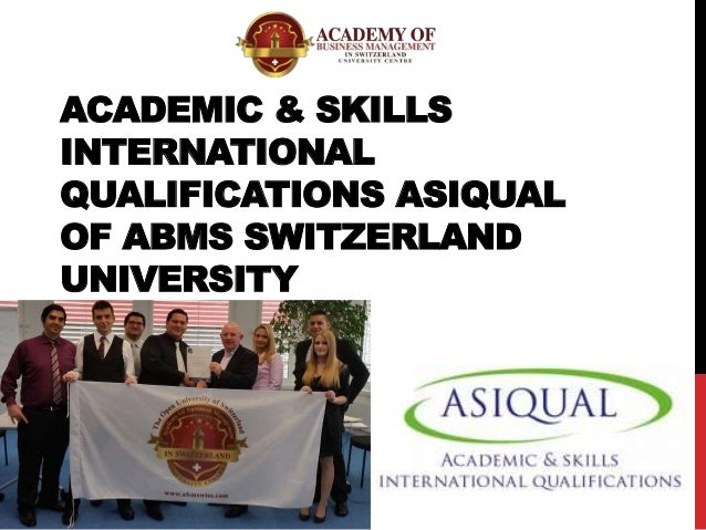 Difference between academics qualification and professional qualification?