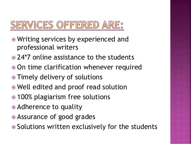 Academic writers online