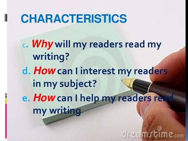 Academic writing referencing standards