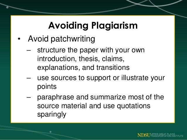 plagiarism pdf