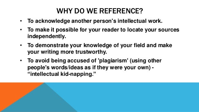 reference academic essay Why reference you probably know that it is important to use referencing in your writing at university, but why is it so important using the right sources in your work provides you with the supporting evidence you need in your assignment referencing is the acknowledgement of the sources that you use in your work you must reference.
