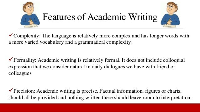 why is academic writing important