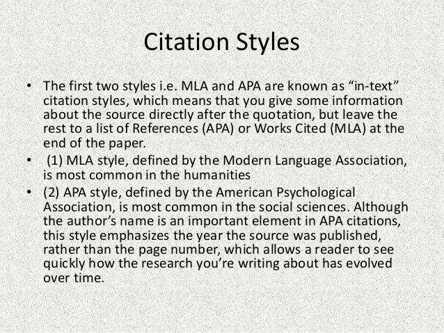 Academic writing styles  Chicago Footnotes Style  middot  Center for Academic Writing