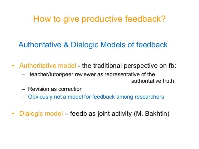 feedback in learning essay Corrective feedback is a frequent practice in the field of education and in learning generally papers lacking any positive feedback tend to lead to poor student morale closely related is the overall tone of the comments instructors need to keep the tone professional.
