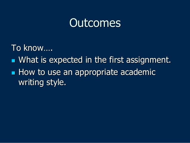 assignment essay appropriate video At one point or other, the academic essay manages to intimidate most student writers sometimes, we may even experience what is commonly called writer's block—that awful experience of staring at an assignment, reading it over and over, yet being unable to proceed, to find a way into it.
