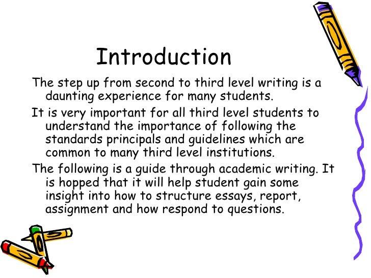 academic writing critical summary