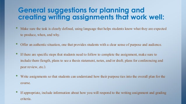 Academic writing help audience