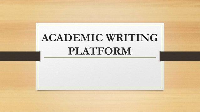 Academic writing help brisbane