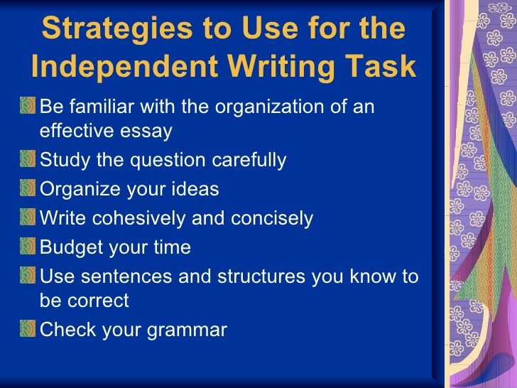 academic essay writting A title chosen early in the writing process can help writers stay on track during the  writing process alternatively  titles for academic essays are often very long.