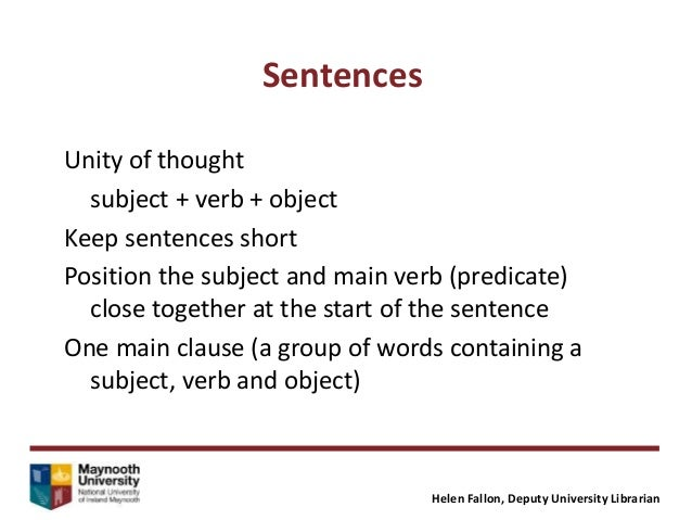 punctuation in academic writing