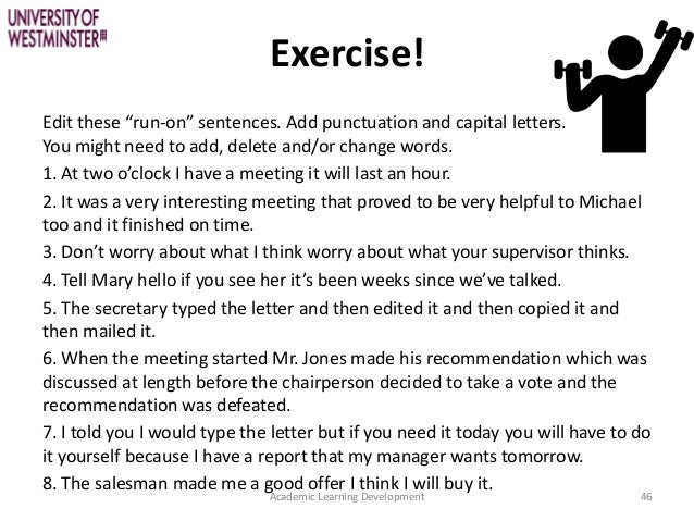essay writing exercises with answers pdf