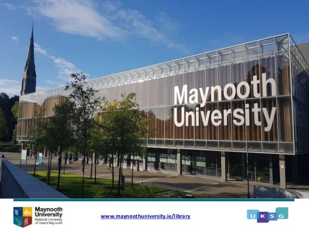 www.maynoothuniversity.ie/library