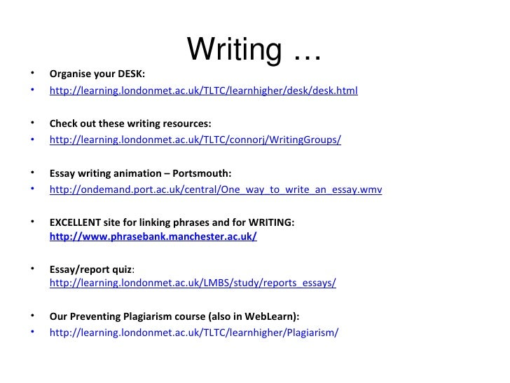 writing a desk based dissertation writing