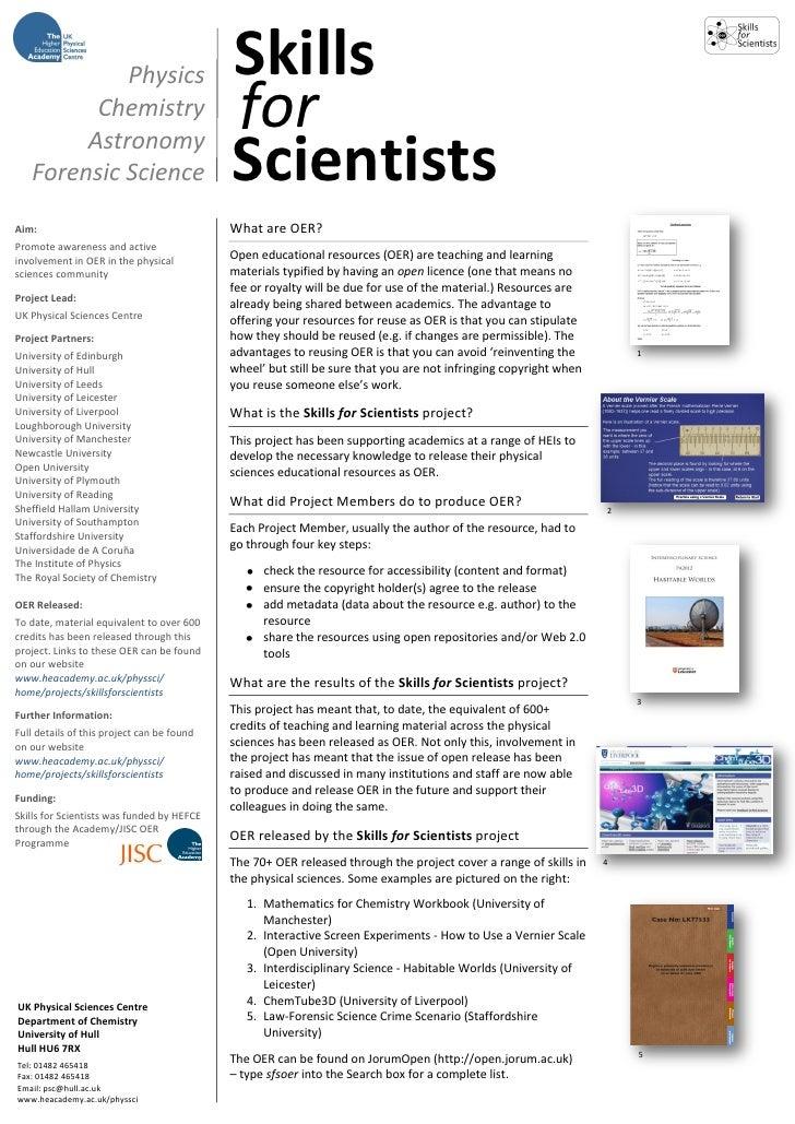 Physics                         Skills          Chemistry         Astronomy                                             fo...