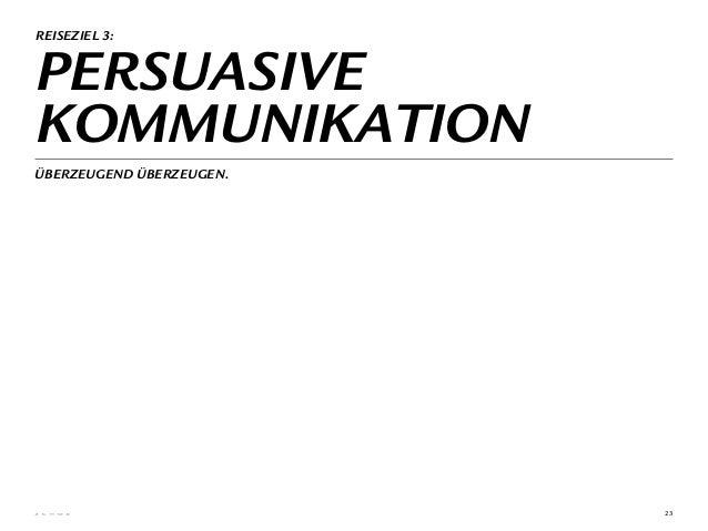 Grundmodell der Persuasionsforschung (boring).                    Merkmale der     Merkmale des                   Merkmale...