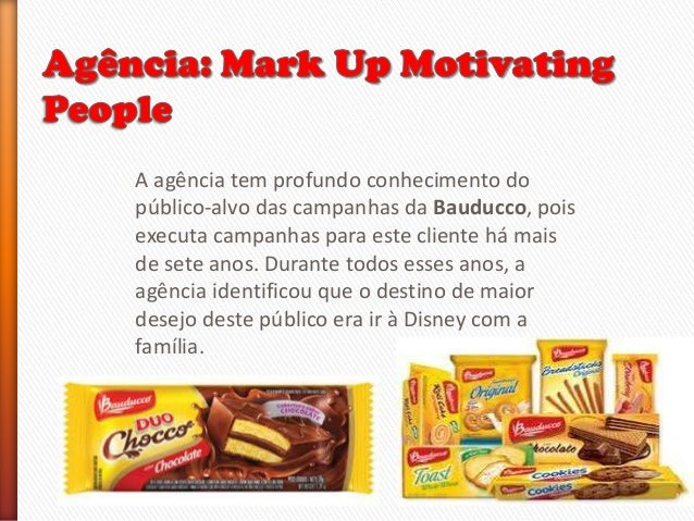 A campanha de marketing bauducco Slide 3