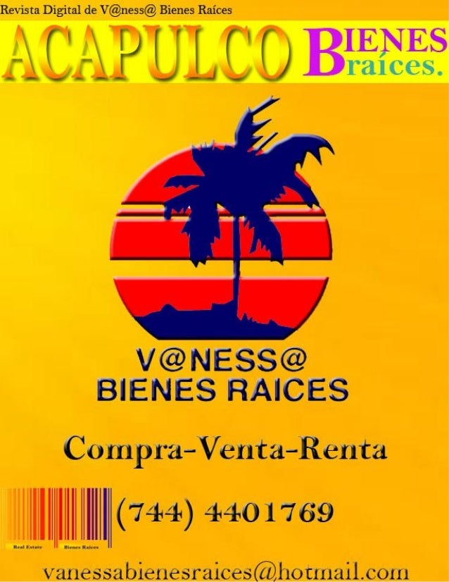 "Revista Digital de V@ness@ Bienes Raíces  y  ' 1 y.  x - ' o;  J ' "" l I 'v Ï ' ""f.  ¡ í k ' O',  1']-. . ' ,      63*' , ..."