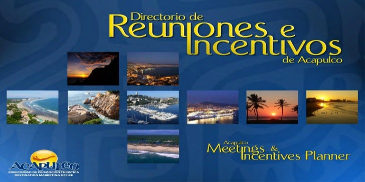 Acapulco meetings & incentives planner