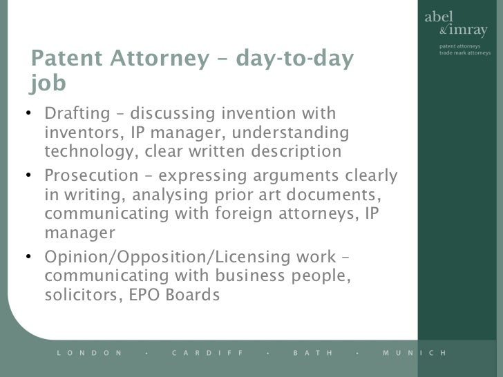 Awesome Patent Attorney ...