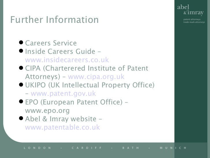 ... Patent Attorney Trainee Cover Letter For Your Royal Cover. SlideShare