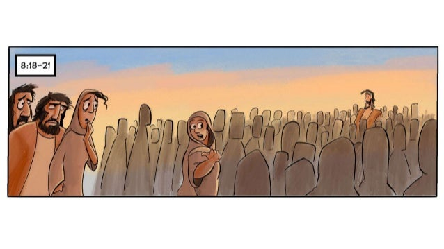 A Cartoonist's Guide to Luke 8:1-21