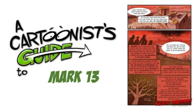 A Cartoonist's Guide to Mark 13