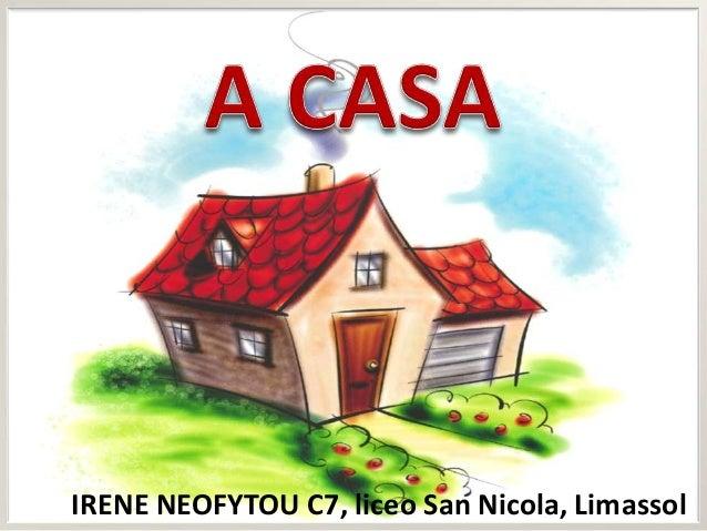 IRENE NEOFYTOU C7, liceo San Nicola, Limassol