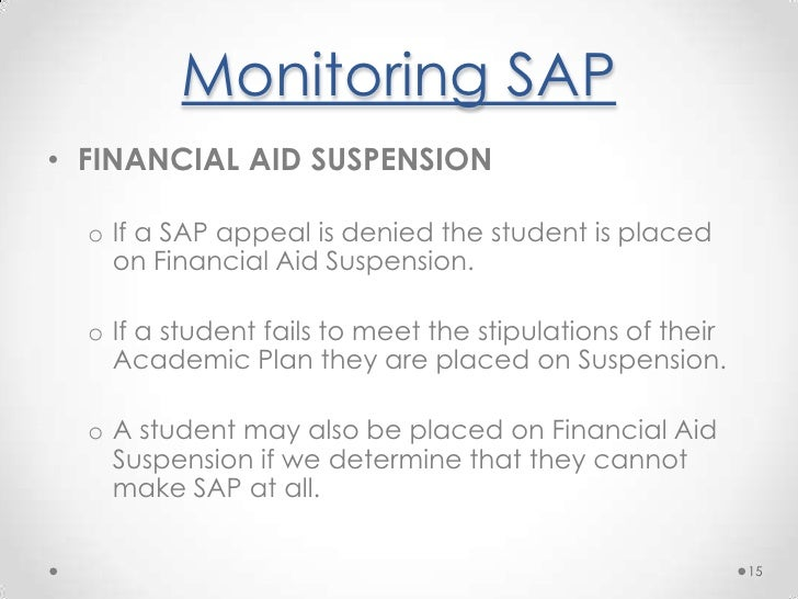 Financial Aid Appeal Letter. Related For Financial Aid Reinstatement ...