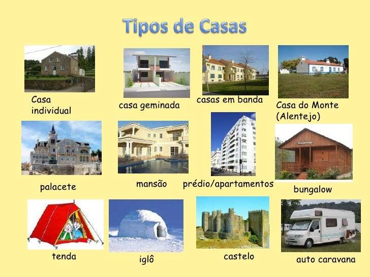 A casa for Tipos de tejados de casas