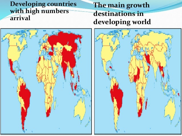 tourism in developing countries benefits Current economic literature debates whether tourism in the long run benefits   the average annual growth rate of tourism exports from developing countries   economic consequences of tourism in a developing country.