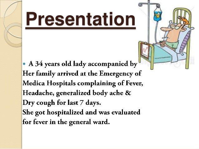 pneumonia case study presentation Knowledge translation: a case study on pneumonia research and clinical  guidelines in a low- income country sophie goyetemail author, hubert  barennes,.