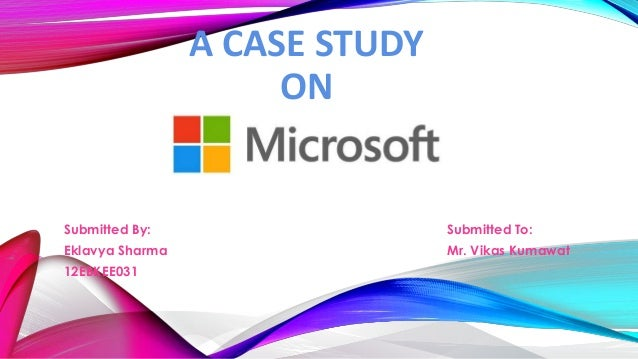 microsoft case study on qnet The virtu office platform is run by microsoft where you can see your personal info , business performance, income earned, downlines, company info, news and latest updates (check microsoft case study on qnet) qnet has adopted the highes industry standard for online protection with the induction of enhanced validation.
