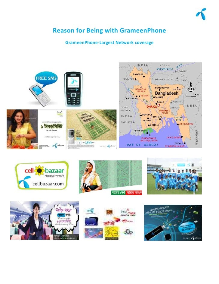 business strategy of grameen phone in bangladesh Operator mobile phone market in bangladesh having only 107 million  subscribers  among the mobile phone operators, norwegian grameen phone,  which  and drawing conclusions about (1) how the company's strategy can be  matched to.
