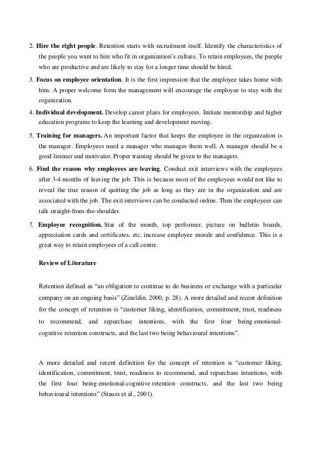 a study on employee retention in bigbazaar Title: a study on employee attrition vs retention of 10 individual rural doctors page link:  bigbazaar requre staff, attrition in big bazaar,.