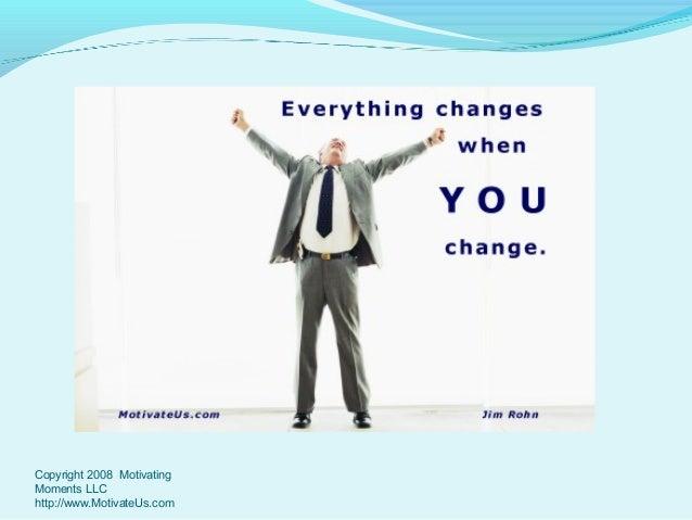 A case study on motivation Slide 3