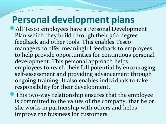 motivational factor at tesco The applied motivation theories in tesco page 2 c social needs:  1- to success in a business the key factor for that is the employees,.