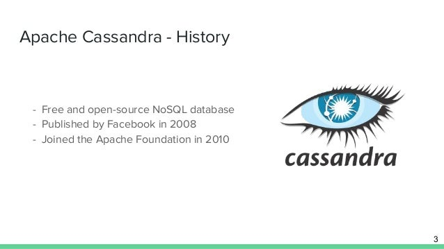 A Cassandra driver from and for the Lua community Slide 3