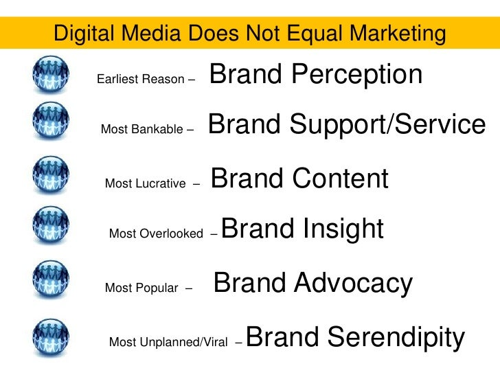 Most brands are irrelevant most of the time to their customers…<br />The 5thLaw of The Social 'Net <br />–Presence<br />