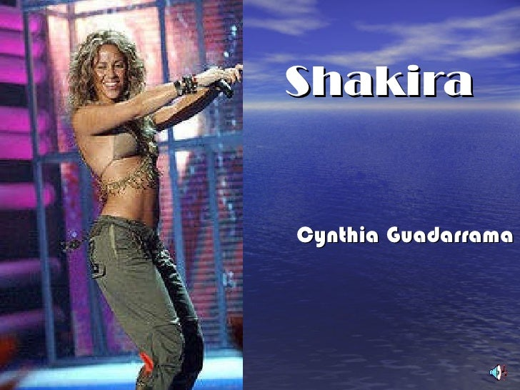 Shakira Cynthia   Guadarrama