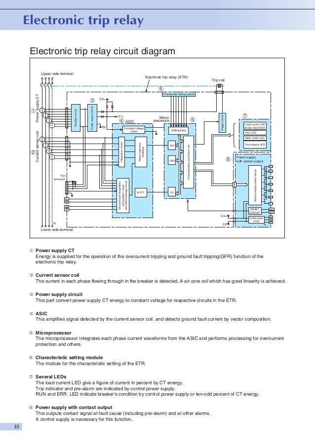 Abb Air Circuit Breaker Wiring Diagram Tools