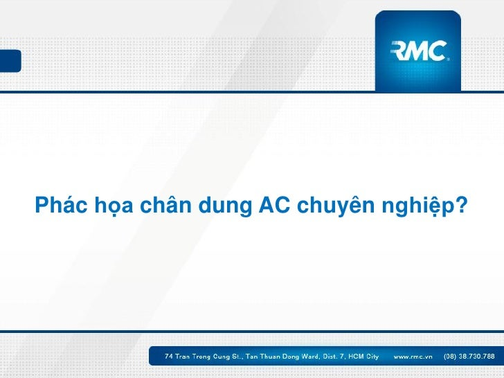 Chân Dung người quan hệ khách hàng thành công Slide 2