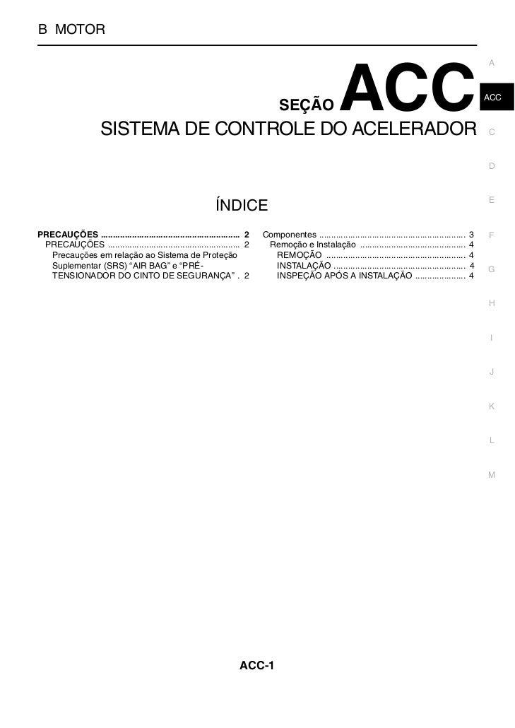 SISTEMA DE CONTROLE DO ACELERADORB MOTOR                                                                                  ...