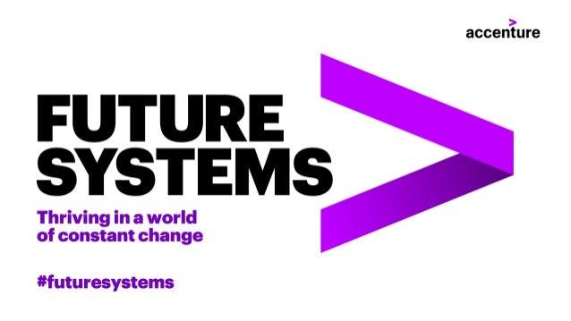 Future Systems | Accenture