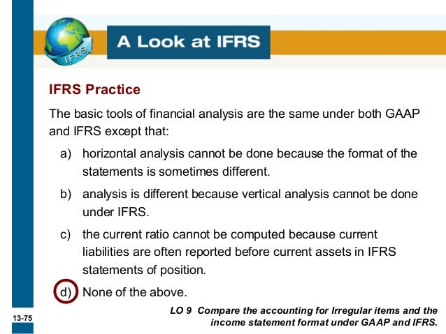 ifrs conversion template - acc102 chap13 publisher power point