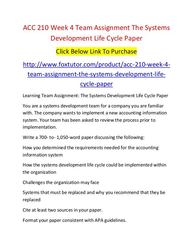 7 stages of system development life cycle
