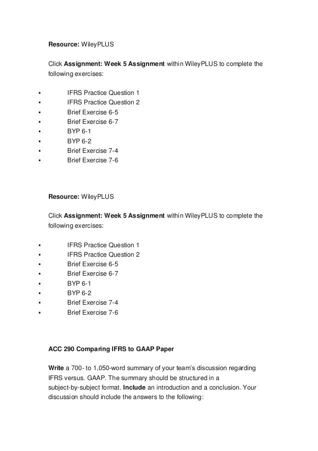acc 290 problem 4 8a Homework lance february 12 acc 290 week 4 individual wileyplus assignment week four problem 4-8a problem p4-8a acc 290 week 4 learning team financial.
