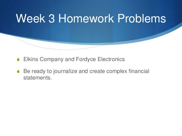 solutions to week 4 homework crashing